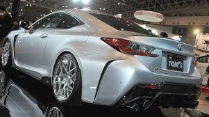 lexus rcf with turbo new 600 hp tom u0027s lexus rc f youtube