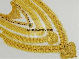 kerala bridal jewellery set jewellery designs