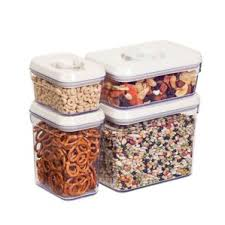 4 Piece Kitchen Canister Sets by Plastic Kitchen Canisters U0026 Jars You U0027ll Love Wayfair