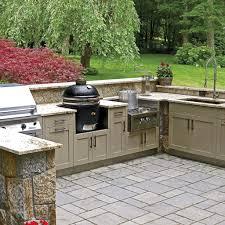 Outdoor Kitchen Backsplash Ideas Kitchen Makeovers Built In Grill Outdoor Kitchen Installers