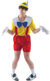 pinocchio costume jokers masquerade