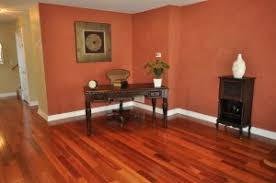 how to get cherry colored or reddish hardwood floors