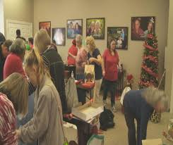 senior citizens gifts be a santa for a senior providing gifts to senior citizens today