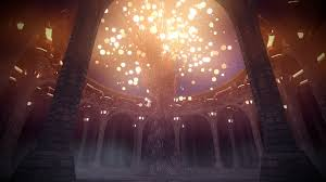 wallpaper ancient tree of light speedart