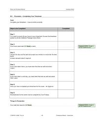 sample procedure manual template 37 best standard operating