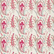 Paisley Upholstery Fabric Uk Sanderson Traditional To Contemporary High Quality Designer