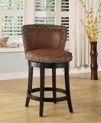furniture barrel bar stools counter height with back for kitchen