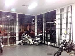stacking doors s08 curved security screen security doors