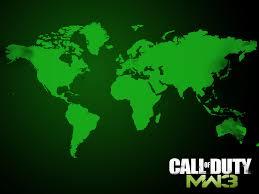 world map mw3 wallpaper by neqko on deviantart