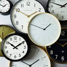 Wall Watch by 50 U0027s Electric Wall Clock On Food52
