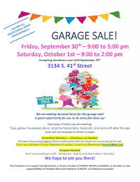 garage sale u2013 lincoln public schools association of office