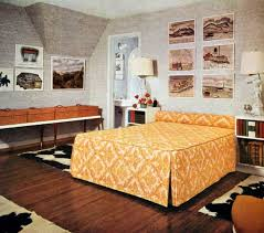Modern Vintage Interior Design Retro Midcentury Modern Vintage Interior Design 60s Bedroom
