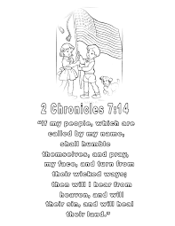 children u0027s gems in my treasure box 2 chronicles 7 14 coloring