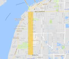 Edison Mall Map Fdot Pedestrian Safety U0026 Resurfacing Project