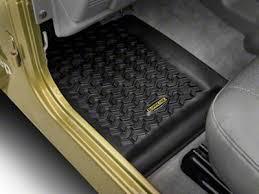 jeep wrangler mats 1997 2006 jeep wrangler floor mats extremeterrain free shipping