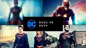 dceu vs dctv let u0027s not be quick to dismiss dc television u2013