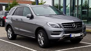 mercedes jeep 2018 mercedes benz m class wikipedia