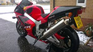 for sale honda vtr 1000 sp1 12 5k miles excellent condition