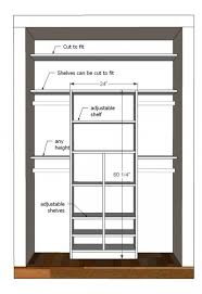 Bedroom Closet Design Plans With Exemplary Bedroom Closet Design - Ideas for bedroom closets