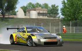 nissan 350z race car assetto corsa nissan 350z gt1 at circuit vallelunga gtm virtua