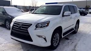 used 2015 lexus suv for sale 2014 white lexus gx 460 executive demo ultra premium package