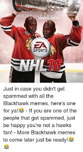Chicago Blackhawks Memes - chockey posts sports just in case you didn t get spammed with all