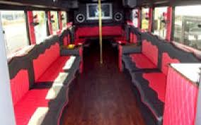 rental party 35 passenger party rental save up to 20 buses limos