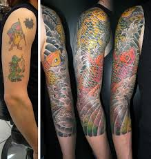 arms tattoo cover up pictures tattoomagz