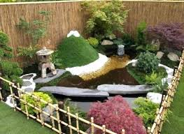Small Garden Ponds Ideas Small Garden Pond Ideas Small Back Yard Landscape Design Lawn
