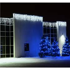 led icicle christmas lights outdoor led icicle christmas lights warm white tedxumkc decoration