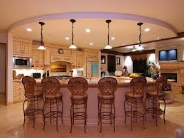 Kitchens With Bars And Islands 50 Luxury Kitchen Island Ideas