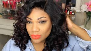 short hairstyles with closures dyhair777 brazilian body wave review new 5x5 lace closure youtube