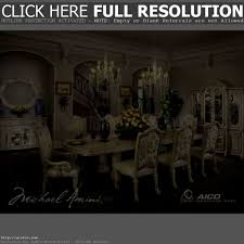 accessories fetching silver dining room sets good lavish classic