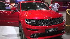 Dante Zille Jeep Dubai Motor Show Youtube