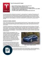 tesla model 3 owners manual electrical connector usb