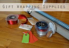 wrapping supplies gift wrapping supplies the thrifty