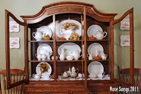 decorating a dining room hutch dining room decor ideas and decorating a dining room hutch