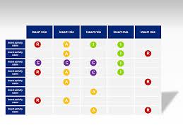 Raci Matrix Templates Powerpoint Excel By Ex Deloitte Consultant Rasci Matrix Template