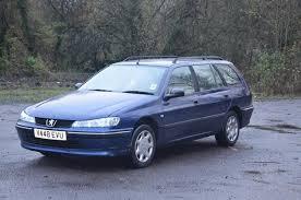 peugeot estate cars peugeot 406 2 0 hdi diesel estate 1999 blue swap px for sale in