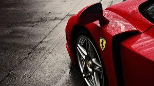 ferrari emblem ferrari emblem enzo cars rain wallpaper 132397