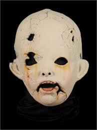 creepy mask mask creepy doll