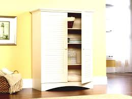 White Bathroom Linen Tower - bathroom linen tower cabinet home design ideas