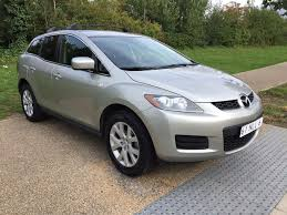 mazda automatic lhd left hand drive mazda cx 7 2 3 automatic 2009 ts ac 4x4 grey