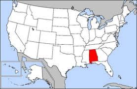 map usa alabama alabama color county maps cities towns