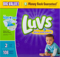 luvs ultra leakguards diapers size choose diaper count walmart com