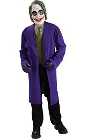 child the joker costume jokers masquerade