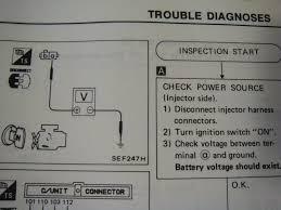 nissan pathfinder key start solved wont start u002793 ka24de has spark gas air u0026 cranks