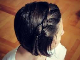 step by step braid short hair short archives braided hairstyles gallery 2017