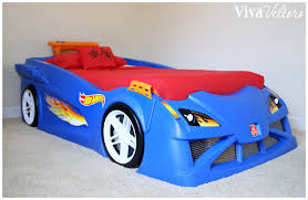 race car bedroom featuring the step2 wheels toddler to twin