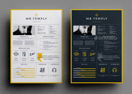 free creative resume template word download 35 free creative resume cv templates xdesigns